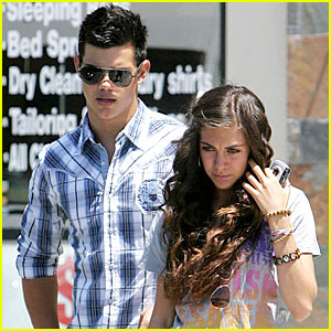 Taylor Lautner & Sara Hicks: Dating Again?