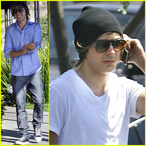 Zac Efron... With A Twist Of Lime!