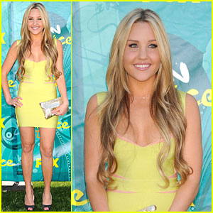 Amanda Bynes - Teen Choice Awards 2009