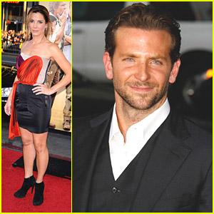 Bradley Cooper & Sandra Bullock Premiere 'All About Steve'