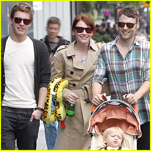 Bryce Dallas Howard &#038; Seth Gabel: Our Son Theodore!