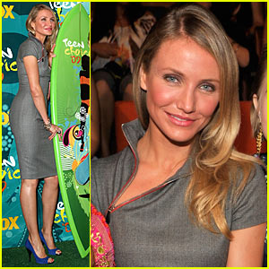 Cameron Diaz - Teen Choice Awards 2009