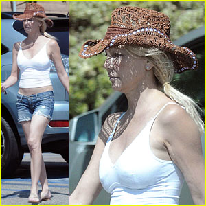 Heather Locklear: Maybe Melrose?