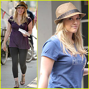 Hilary Duff: Gossip Girl Gorgeous