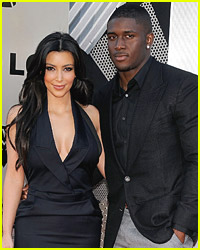 Kim Kardashian & Reggie Bush: Together In New Orleans