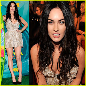 Megan Fox - Teen Choice Awards 2009