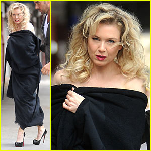 Renee Zellweger: Elle Magazine Cover Shoot!