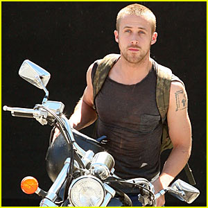 Ryan Gosling is a Muscle Man