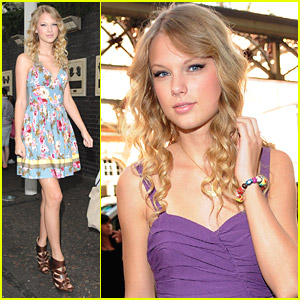 Taylor Swift Looks Lovely In London
