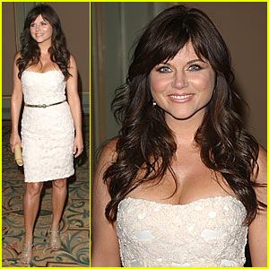 Tiffani Thiessen: 'White Collar' Event Planner