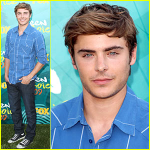 Zac Efron - Teen Choice Awards 2009