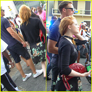 Alexander Skarsgard & Evan Rachel Wood: Dating?