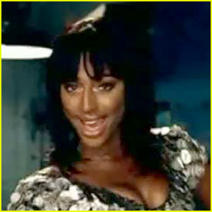 Alexandra Burke - 'Bad Boys' Music Video Premiere!