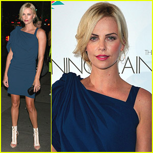 Charlize Theron Burns For The Burning Plain