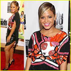 Christina Milian: Bring It On!