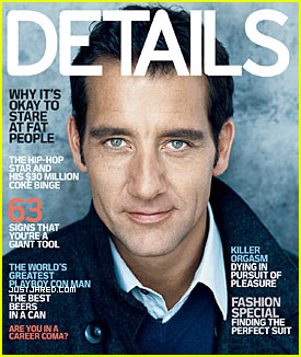 clive owen films