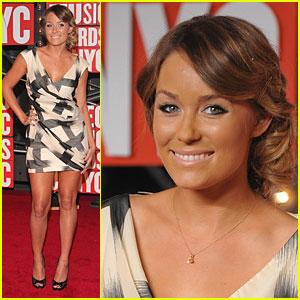 Lauren Conrad - MTV VMAs 2009