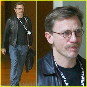 Daniel Craig: Mustache Man