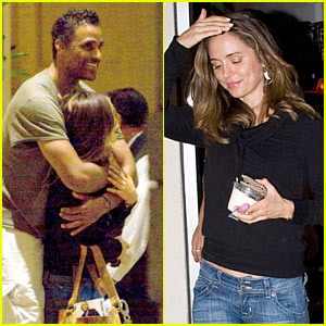 Eliza Dushku & Rick Fox: Raw Couple