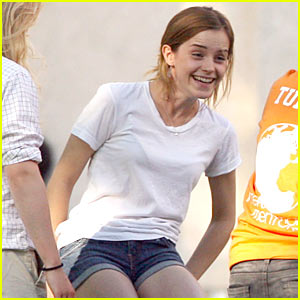 Emma Watson Excited For College Classes To Start