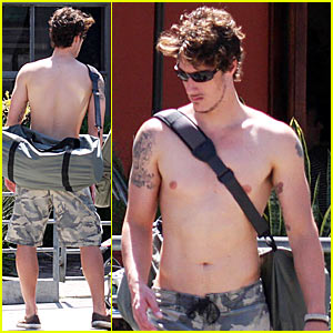 Is eric balfour gay