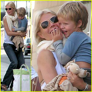 Gwyneth Paltrow: Moses is a Barcelona Baby