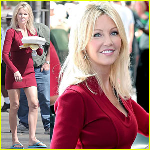 Heather Locklear: The Face of Melrose Place!