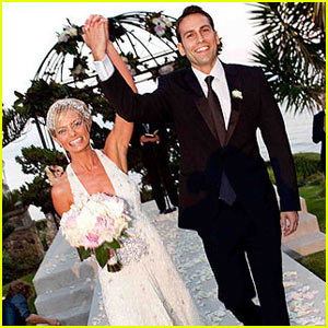 Jaime Pressly's Wedding Pictures -- First Look!