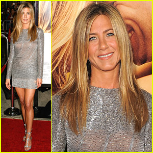 Jennifer Aniston: Love Happens!