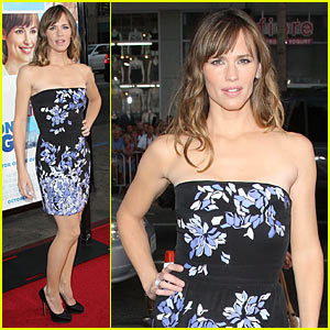 Jennifer Garner Premieres 'The Invention of Lying'