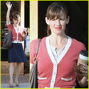 Jennifer Garner Values Valentine's Day