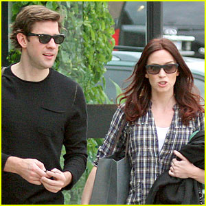 John Krasinski & Emily Blunt: Wedding In The Works!