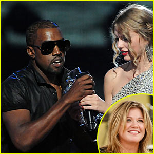 Kelly Clarkson: Kanye West is a Sad Human Being