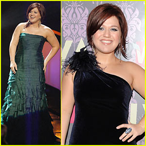 Kelly Clarkson is a VH1 Diva