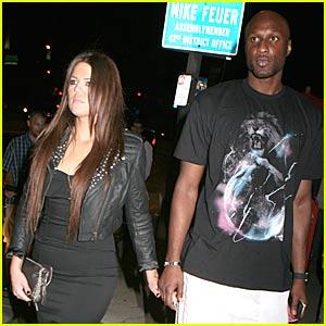 Khloe Kardashian & Lamar Odom: Dinner Date! | Khloe Kardashian ...