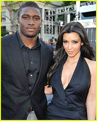Kim Kardashian & Reggie Bush Are Back Together