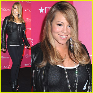 Mariah Carey Is Forever Fragrant