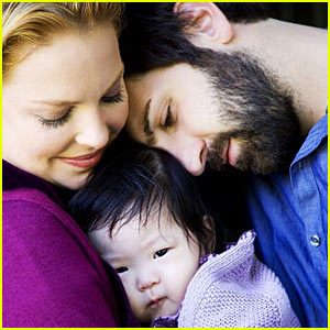 Naleigh Kelley: First Pictures of Katherine Heigl's Daughter!