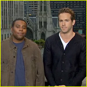 Ryan Reynolds: SNL Promo Videos!