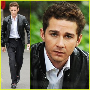 Shia LaBeouf is Wall Street 2 Watchful