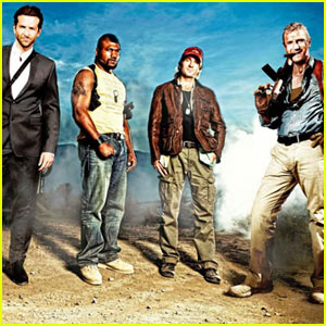 A-Team: The Movie -- First Look!