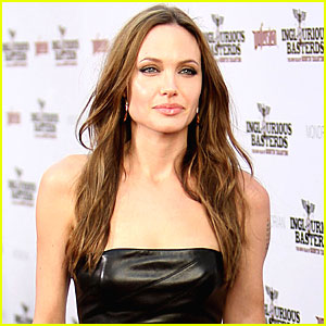 Angelina Jolie Starts Drama With Gucci
