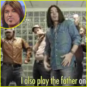 Billy Ray Cyrus Raps: I'm Still On Twitter!