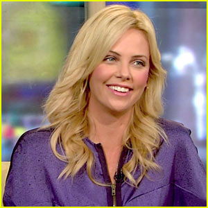 Charlize Theron: National Equality March for Gay Rights!