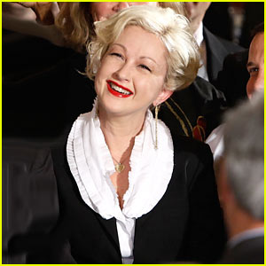 Cyndi Lauper Addresses Hate Crimes Bill
