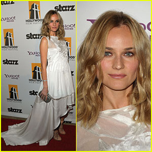 Diane Kruger - 2009 Hollywood Awards