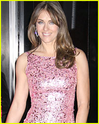 Elizabeth Hurley Gets The Message Out about Breast Cancer
