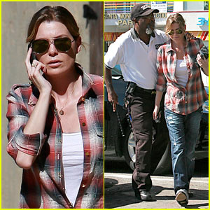Ellen Pompeo: Whole Foods Friendly