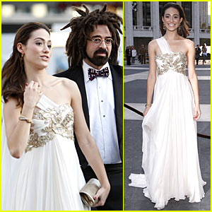 Emmy Rossum & Adam Duritz: Ballet Couple!