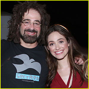 Emmy Rossum: Adam Duritz is a Catch